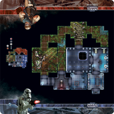 Skirmish Maps- Training Ground: Star Wars Imperial Assault