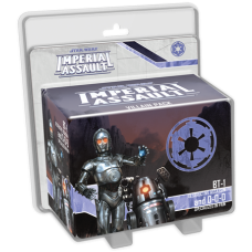 BT-1 and 0-0-0 Villain Pack : Star Wars Imperial Assault