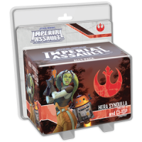 Hera Syndulla and C1-10P Ally Pack : Star Wars Imperial Assault