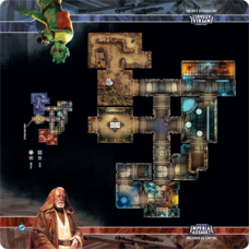Skirmish Maps- The Anchorhead Cantina: Star Wars Imperial Assault