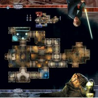 Skirmish Maps- Jabba's Palace: Star Wars Imperial Assault