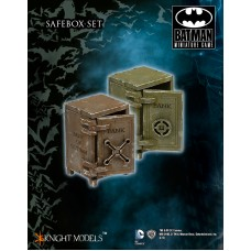 Safe Boxes: Scenery