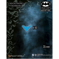 NIGHTWING GAME MARKERS