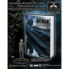 BMG Rulebook Batman Cover (with Alfred)