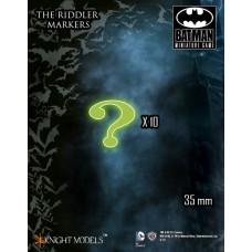 THE RIDDLER MARKERS