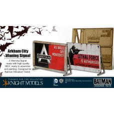 Batman Arkham City Warning Signal