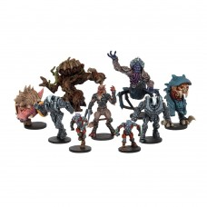 DreadBall Xtreme Free Agents