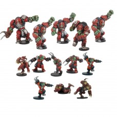 Greenmoon Smackers - Marauder Team