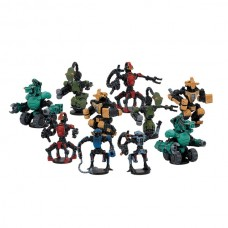 Ro-Tek Brutes - Mechanite Team