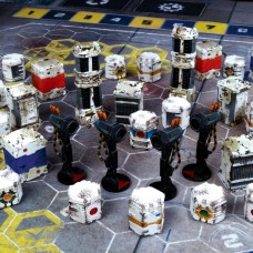 DreadBall Xtreme Obstacles & Accessories