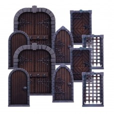 Dungeon Doors Pack