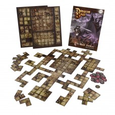 Dungeon Saga: The Black Fortress Tile Pack