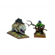 Magwa & Joo`s / Goblin and Mawbeast