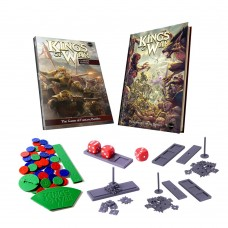 Kings of War Deluxe Gamer's 2nd Edition(на английском языке)