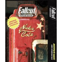 Fallout: Wasteland Warfare - Accessories: Institute Wave Card Expansion Pack