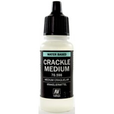 Crackel Medium