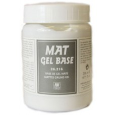 Mat Gel Base  (Текстура)