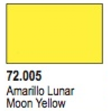 Bald Moon Yellow