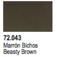 Beasty Brown