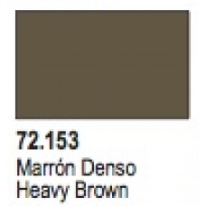Heavy Brown