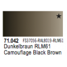 Model Air - Camouflage Black Brown