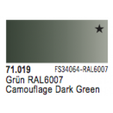 Model Air - Camouflage Dark Green