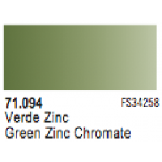 Model Air - Green Zinc Chromate