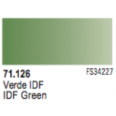 Model Air - IDF Green