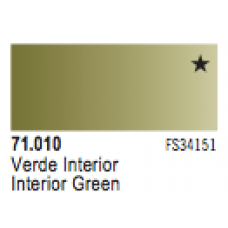 Model Air - Interior Green