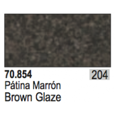 Brown Glaze