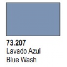 Blue Shade Wash