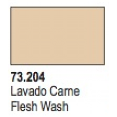 Fleshtone Shade Wash