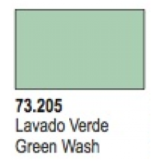 Green Shade Wash