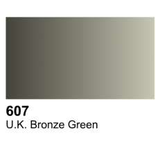 Vallejo Polyurethane - Primer UK Bronze Green 17ml