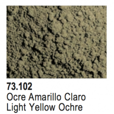 Vallejo Pigments- Light Yellow Ocre