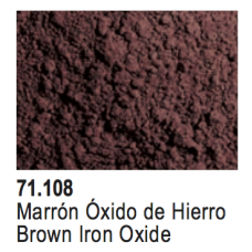 Vallejo Pigments - Brown Iron Oxide