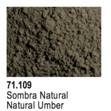 Vallejo Pigments - Natural Umber