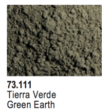 Vallejo Pigments - Green Earth