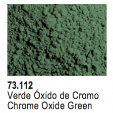 Vallejo Pigments - Chrome Oxide Green