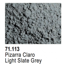 Vallejo Pigments - Light Slate Grey