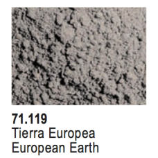 Vallejo Pigments - European Earth