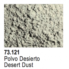 Vallejo Pigments - Desert Dust
