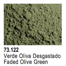 Vallejo Pigments - Faded Olive Green