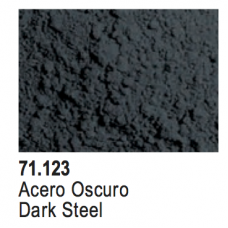 Vallejo Pigments - Dark Steel
