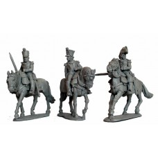 French Mounted Infantry Colonels