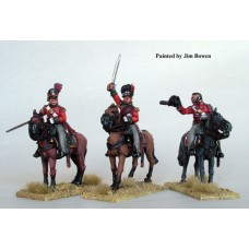 British Mounted Colonels