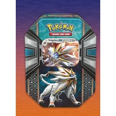 Pokémon TCG: Legends of Alola Tin Solgaleo-GX