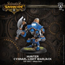 Cygnar Light Warjack Hunter
