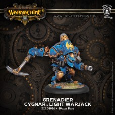 Cygnar Light Warjack Grenadier
