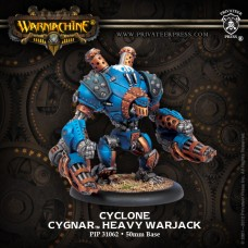 Cygnar Cyclone, Defender, Ironclad